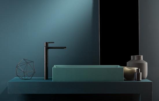 rubinetteria nera