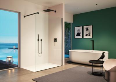 Provex soluzioni flessibili doccia  grandi dimensioni