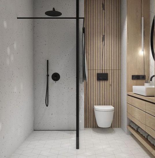 soluzioni per un bagno piccolo